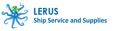 Lerus ships supply service - Black sea, Ukraine, Odessa